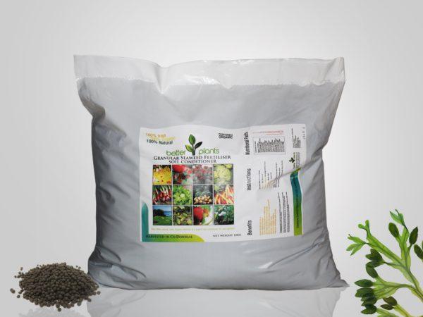 Granular Seaweed Fertiliser
